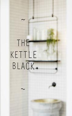 Kettle Black Cafe by StudioYouMe