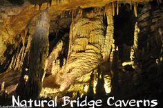 Natural Bridge Caverns is gorgeous!!!  Amazing!  #SanAntonio #familytravel #sponsored
