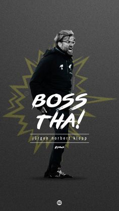 Boss of Liverpool Football Icon, Football Players, Liverpool Anfield, Juergen Klopp, Liverpool Wallpapers, This Is Anfield, Champions League, Boss, Soccer