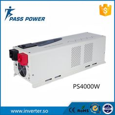 Imported components pure sine wave 4000w low frequency inverter, 12v 24v 48v low frequency inverter  #Affiliate
