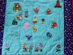 Farm by day Quilt