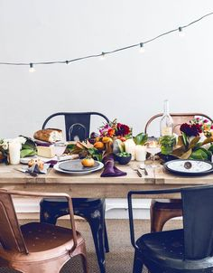 How to Set the Ultimate Holiday Table - Apartment34