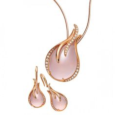 Diamond and gemstone set by TTF Studio