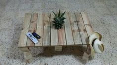 Livingroom pallet coffee table