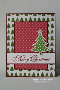 O Christmas Tree - Stampin' Connection