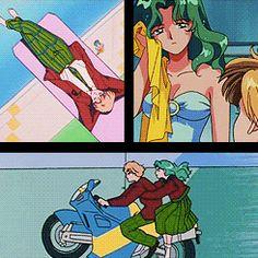 Love Michiru to Haruka