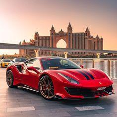 Ferrari and gorgeous wheels! Ferrari and gorgeous wheels! Red-Black Ferrari 599 GTB by Ferrari Racing, Ferrari Car, Lamborghini Cars, Bugatti, Top Luxury Cars, Fancy Cars, Amazing Cars, Hot Cars, Dream Cars