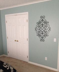 Sherwin Williams Quietude.. The color I painted my friend's house!!