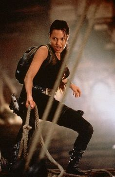 Seat 9 - Angelina Jolie. She's played an assassin (Mr & Mrs Smith), a treasure hunter (Tomb Raider), and a fish (Shark Tale). The latter role probably won't help too much at this though.