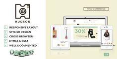 Hudson v1.5.4 Multi-Purpose WooCommerce Theme free