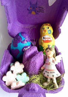 SÜSSES OSTERNESTCHEN | ГНЕЗДЫШКО НА ПАСХУ #ostern #geschenk #diy #kinder #basteln #kids #дети #пасха #подарок #своимируками Children, Blog, Beauty, Easter, Young Children, Kids, Cosmetology, Children's Comics, Sons