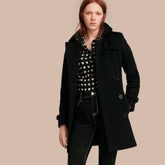 Burberry womens trench coat