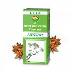 Eteryczny Olejek Anyżowy 10 ml ETJA
