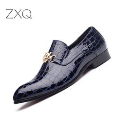 NEW Arrival 2018 Luxury Men Dress Shoes Pointed Toe Classic Wedding Oxford Leather  Men Shoes Plus Size 38-48 18cecee8cd84