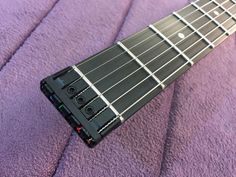 "Steinberger GM4T TransTrem Guitar ""Headstock"""