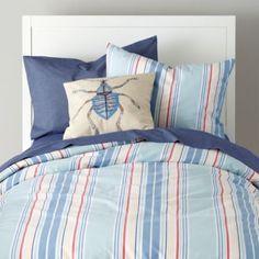 Bug Throw Pillow    The Land of Nod
