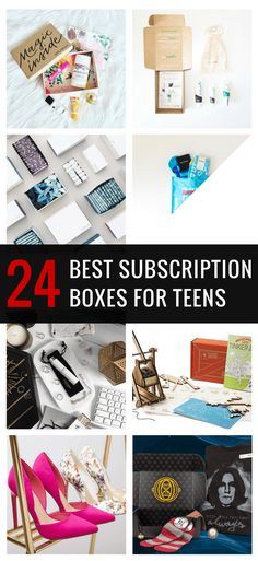 Best Subscription Boxes for Teens and Tweens