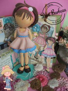 Boneca Prima Dolls