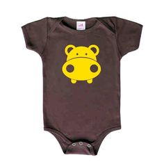 Colette Kids Randall Hippo One Piece