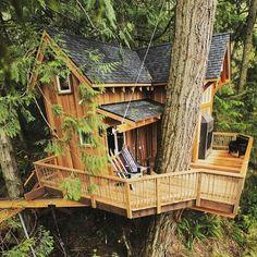 TREE HOUSE WITH NICE BALCONY,,,
