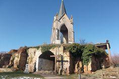 Vesoul (Haute-Saône) - chapelle Notre-Dame de la Motte