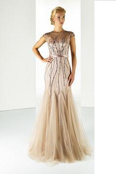 Luxusné spoločenské šaty svadobny salon valery