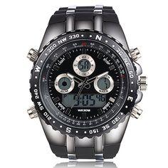 Top Brand Luxury Sport Watch For Men Big Dial Wrist Watches