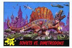 TOPPS/Dinosaurs Attack! -27