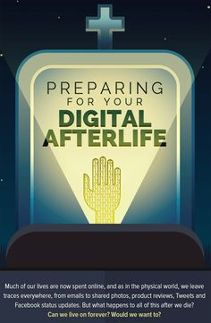 What Happens To 'Your Online Self' When You Die?   Take a look at this infographic: http://www.mervikhaums.com/my-diary/what-happens-to-your-online-self-when-you-die     #infographic #afterlife #digitalafterlife