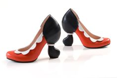 You must become familiar with Kobi Levi's sculptural shoe designs!!!!!!