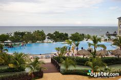 The Outdoor Pool at the Iberostar Rose Hall Beach