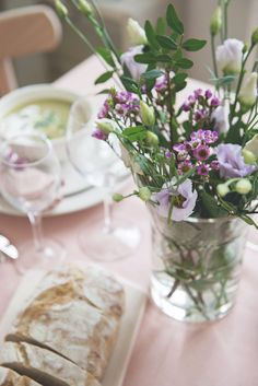 #spring #lunch | Dille & Kamille