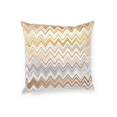 "Missoni Home Jarris Cushion 16"" x 16"" 