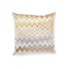"Missoni Home Jarris Cushion 16"" x 16"" | AllModern"