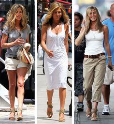 Jennifer Aniston casual wear
