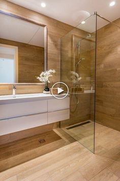 Bathroom decor for the master bathroom remodel. Discover bathroom organization, bathroom decor ideas, master bathroom tile some ideas, bathroom paint colors, and more. Bathroom Design Luxury, Bathroom Layout, Modern Bathroom Design, Small Bathroom, Bathroom Ideas, Bathroom Organization, Modern Bathrooms, Bathroom Designs, Master Bathrooms