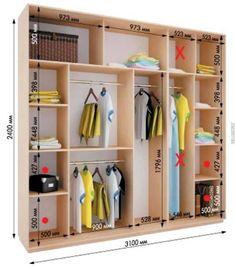 12 Planos para muebles con las medidas adecuadas para trabajar un proyecto mobiliario en tu taller - Bricolaje Facil para todos