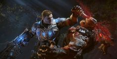 Gears of War 4 estará disponible también en Windows 10