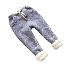 BibiCola autumn baby girls winter leggings children plus thick velvet pants casual trousers kids warm girl christmas pants-in Pants from Mother & Kids on Aliexpress.com | Alibaba Group