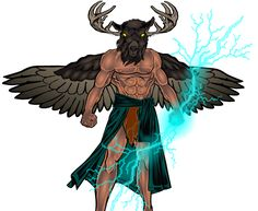 Pamola- Abenaki myth: the god of thunder and guardian of the mountains. It had the head of a moose, body of a man, and wings and feet of an eagle. inhabited Mt. Katahdin, the tallest mountain in Maine. He despised mortals. He was responsible for cold weather. Mythological Creatures, Fantasy Creatures, Mythical Creatures, Gods Of America, Native American Mythology, Baxter State Park, The Ancient One, American Gods, Gods And Goddesses