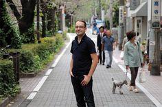 Fabien Grégoire diplômé 2003 est directeur du design chez Kenwood, correspondant de la métropole Nantes Saint Nazaire à Tokyo, Japon.