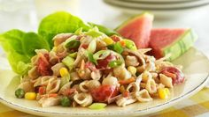 Prize-Winning Recipe 2009! Barbecue sauce is the secret ingredient that adds smoky flavor to a hearty chicken salad.