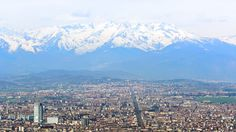 Photo The Mountain over the skyscraper. (Turin, Italy), by Davide Tornese on 500px
