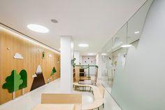 Children's Daytime Oncology and Hematology Center at Vall d'Hebron University Hospital @enviromeant.com