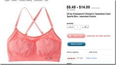 No more sports bra chaffing