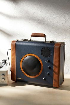 Crosley Sound Bomb Portable Speaker System