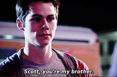 "21 Reasons Why Scott And Stiles Are The Cutest Couple On ""Teen Wolf"""