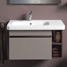 Fesselnd Wallhanging Vanity Unit