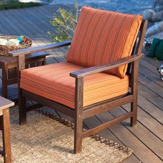 Cabos Collection Outdoor Club Chair | www.patiofurnitureusa.com  Cloverdale