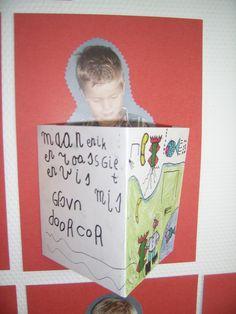Lezen is een feest. Sssst, ik lees !